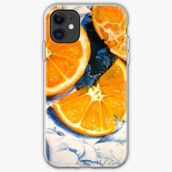 Still Life with Blue and White Chintz.. iPhone Soft Case