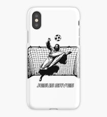 Jesus Saves iPhone Case/Skin