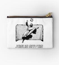 Jesus Saves Studio Pouch