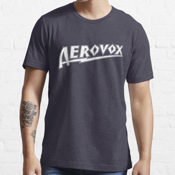 AeroVox White Essential T-Shirt