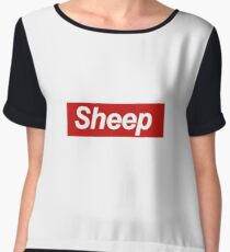 Sheep SUPREME iDubbbzTV Ricegum Women's Chiffon Top
