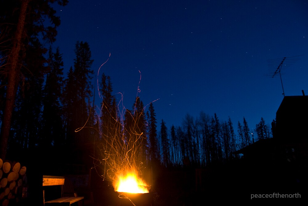 The Fire Pit by peaceofthenorth