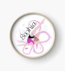 Sophia - Personalised Clock
