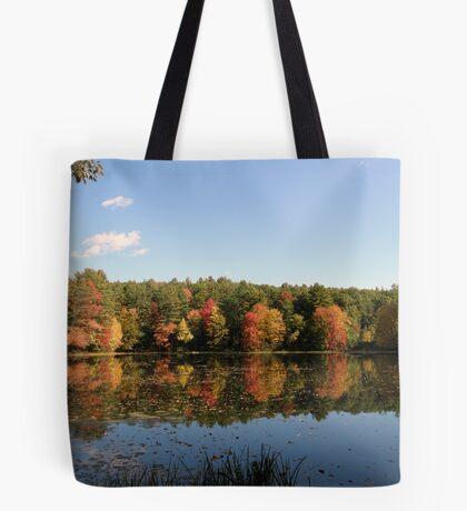 New Hampshire Foliage 2008 #12 Tote Bag