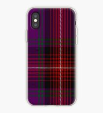00369 Arran Fashion Tartan  iPhone Case