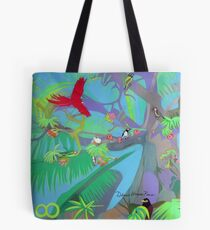 Eight Branches Over Ocho Rios Tote Bag