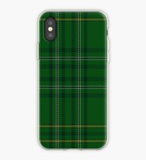 00362 Wexford County (District) Tartan  iPhone Case