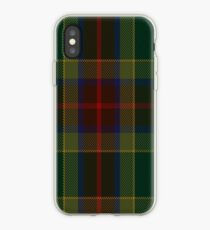 00361 Waterford County District Tartan iPhone Case