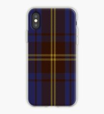 00354 Sligo County District Tartan iPhone Case