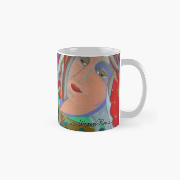 Queen of the Birch Trees Classic Mug