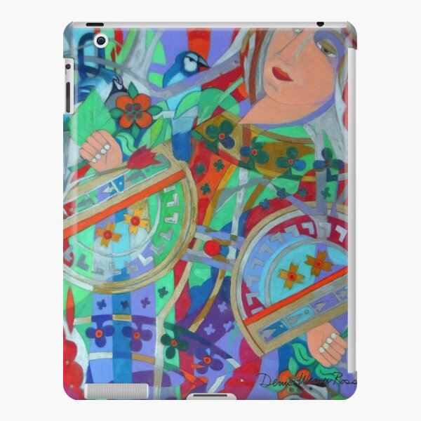 Queen of the Birch Trees iPad Snap Case