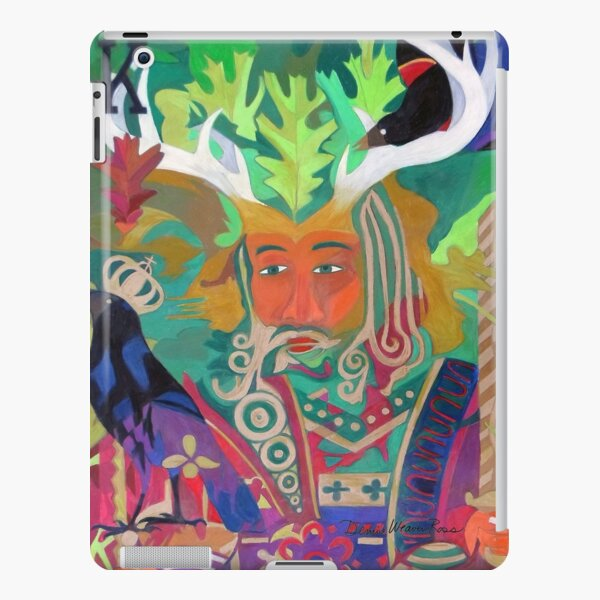 The King of Oaks iPad Snap Case
