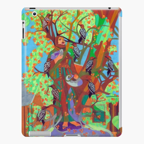 Apogee of an Apricot Tree iPad Snap Case
