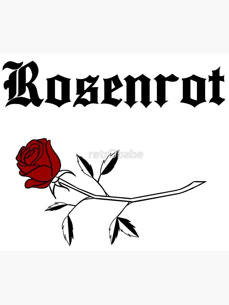 Rosenrot - Black by retr0babe