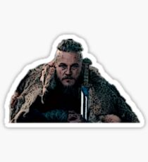 Ragnar Lothbrok Sticker