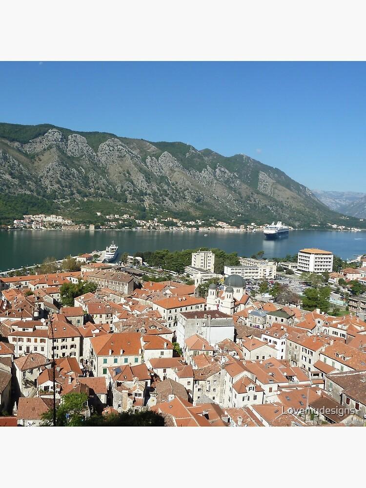 Kotor Montenegro by Lovemydesigns