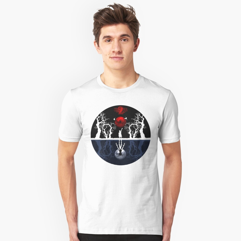 The Falling Part On The Wierd Life Unisex T-Shirt Front