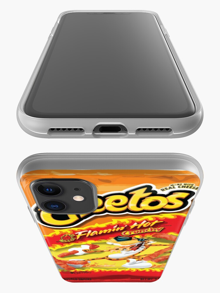 Alternate view of hot cheetos iPhone Case & Cover