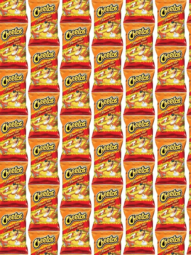 hot cheetos by felishaokay