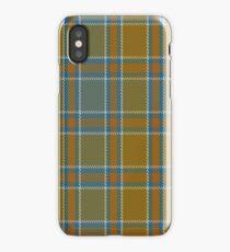 00348 O'Monaghan Tartan  iPhone Case/Skin