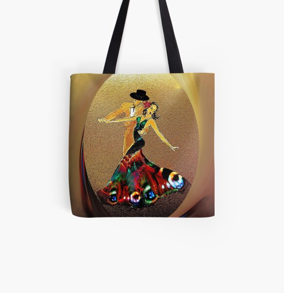 La Fiesta  All Over Print Tote Bag