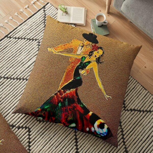 La Fiesta  Floor Pillow