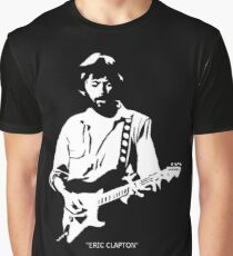 eric clapton - With arms, legs, lips close clinging to embrace,  Graphic T-Shirt