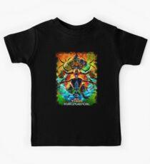 """Camiseta para niños Thor """"Ragnarok"""""""