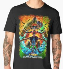 "Thor ""Ragnarok"" Men's Premium T-Shirt"
