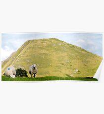 Thorpe Cloud - The Peak District Poster