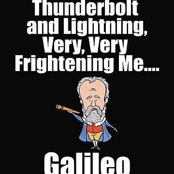 Galileo Funny Meme Design by kudostees