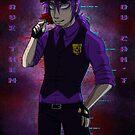 Purple Guy by RainytaleStudio