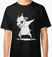Funny Dabbing Goat Classic T-Shirt