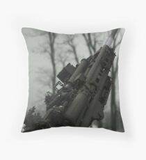 Howitzer Throw Pillow