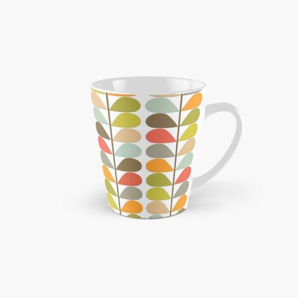 Retro 60s Midcentury Modern Pattern Tall Mug