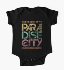 Paradise city One Piece - Short Sleeve