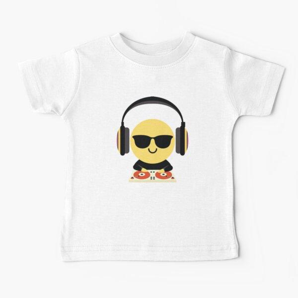 DJ Emoji   Baby T-Shirt