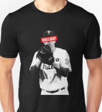 Roy Halladay Was Former MLB Star Pitcher T-Shirt