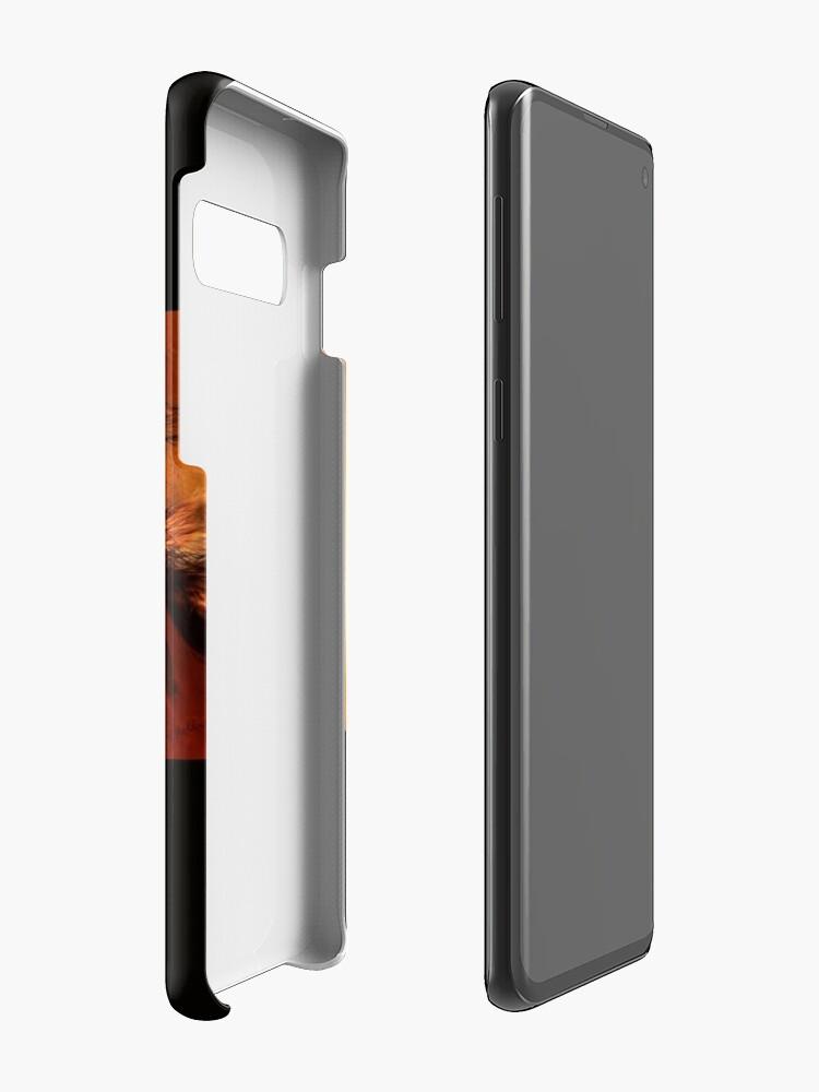Alternate view of Apache  Case & Skin for Samsung Galaxy