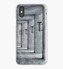 Colonnade       (see note) iPhone Case/Skin