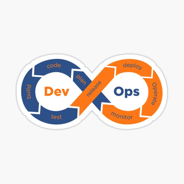 devops Sticker