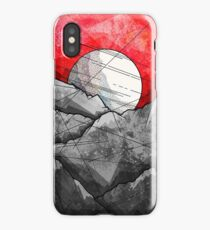 The Grey Rocks iPhone Case/Skin
