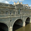 Pulteney Bridge, Bath by SusanAdey