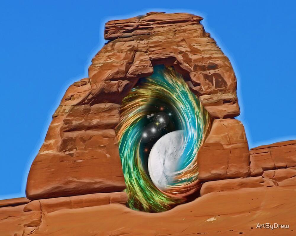 Stargate by ArtByDrew
