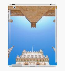 Torre de Belém. belem tower cloister. iPad Case/Skin