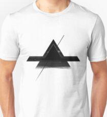 Triangle Beach Unisex T-Shirt