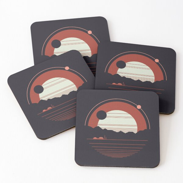 Solitude Coasters (Set of 4)