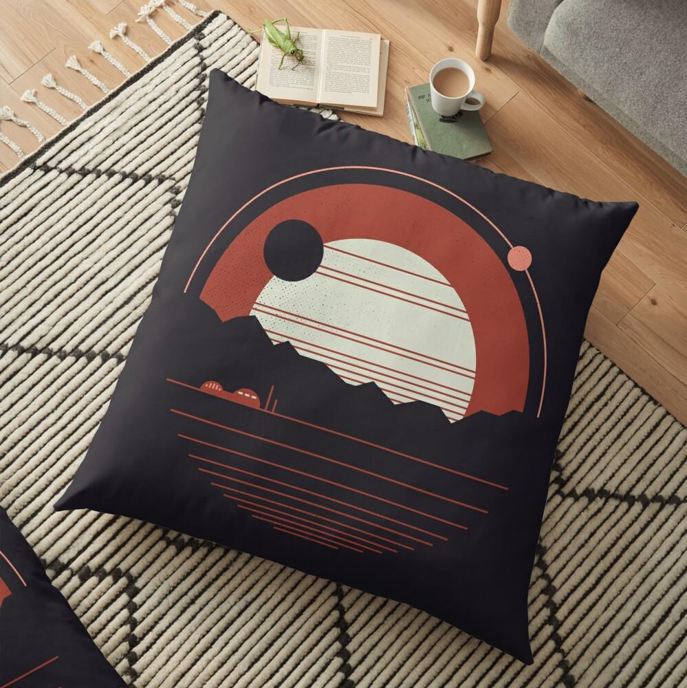 Solitude Floor Pillow