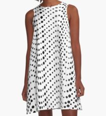 Dot My World No. 12 A-Line Dress