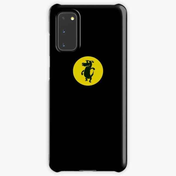 Dancing With The Black Dog Samsung Galaxy Snap Case